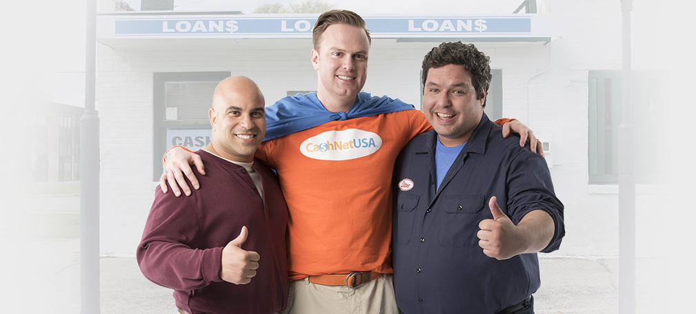 $500 - 1000 Payday Loans   Apply Now at CashNetUSA